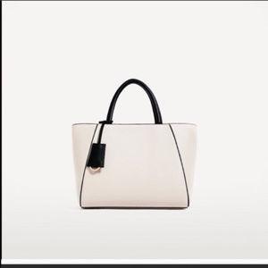 Zara Tote Bag NEW